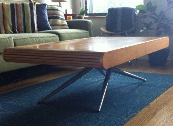 adjustable height coffee table 450