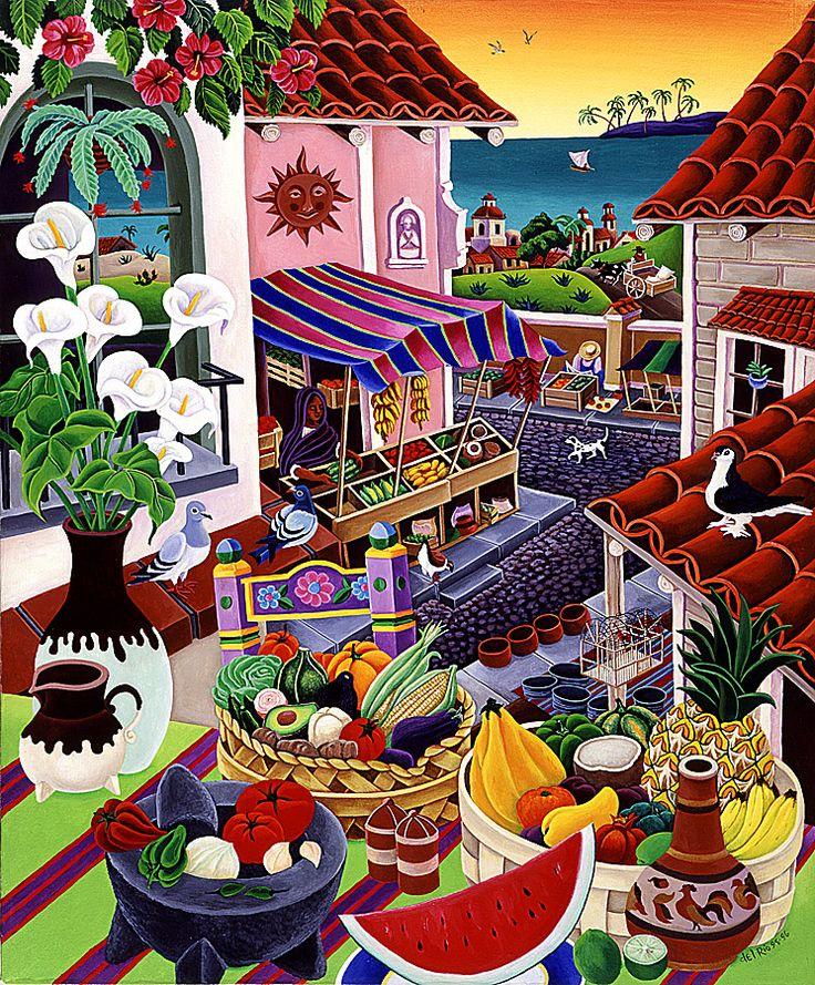 El Mercado   Raul Del Rio Productions