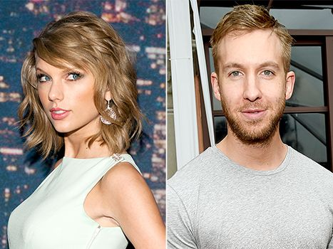 Taylor Swift, Calvin Harris Hold Hands at Nashville Concert - Us Weekly