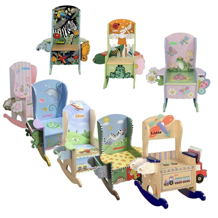 3+in+1+Wooden+Potty+Chairs