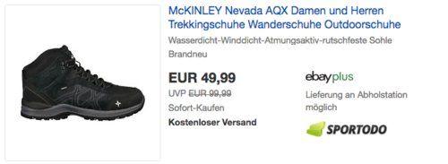 McKinley Nevada AQX Damen oder Herren Multifunktionsschuh