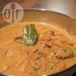 Kruidige Thaise kip curry @ allrecipes.nl