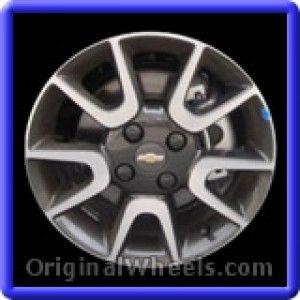 Chevrolet Spark 2013 Wheels & Rims Hollander #5557  #Chevrolet #Spark #ChevySpark #2013 #Wheels #Rims #Stock #Factory #Original #OEM #OE #Steel #Alloy #Used