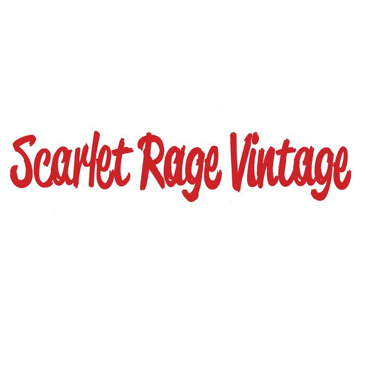 We have vintage for the Vintage Vixens to the Vintage Virgins! All at affordable prices!!