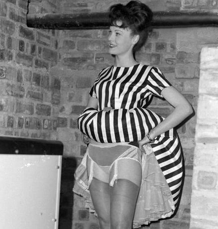 Delirium Vintage stockings spick and span