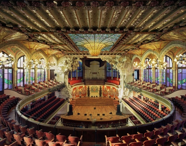 The best opera house in the world?  Photos by David Leventi