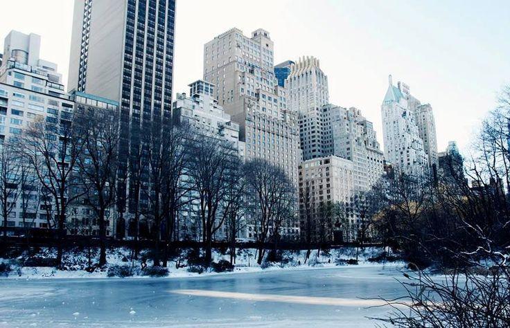 No inverno NY fica assim..irresistível para os Apaixonados pelo Inverno! #DestinosEssenciais