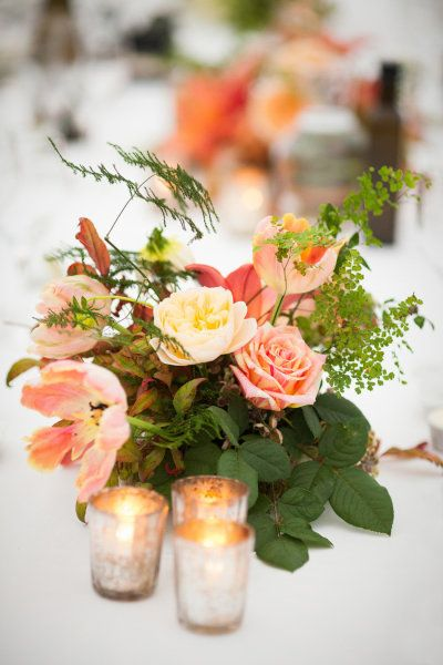 Centerpiece inspiration...