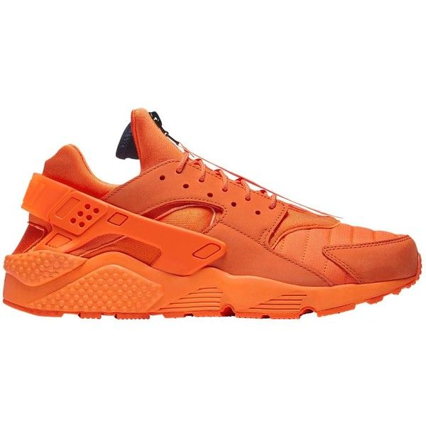 quality design 38ec3 1fa22 Nike Air Huarache City - Men s - Running - Shoes - Orange... ( 130) ❤ liked  on Polyvore featuring men s fashion