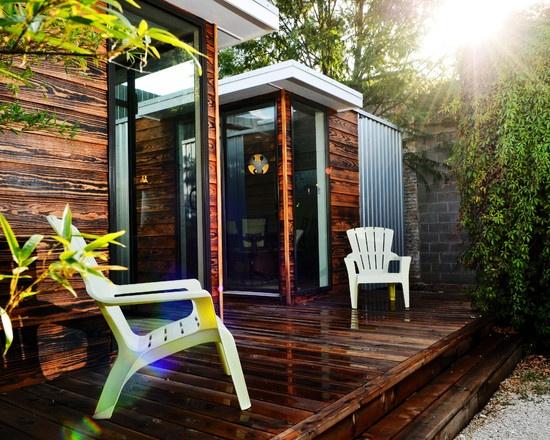 2-240 SF +/- modular outdoor office studios