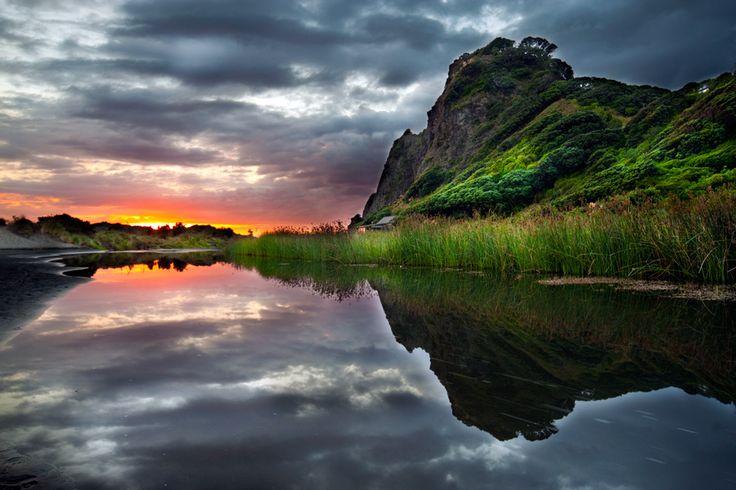 ニュージーランドで発見、自然の姿そのままを映し出すカレカレ・ビーチ   wondertrip 旅行・観光マガジン