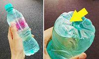 Γυρίστε το πλαστικό σας μπουκάλι ανάποδα και δείτε αν είναι επικίνδυνο ή όχι