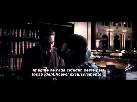 J. Edgar - Trailer (legendado) [HD]