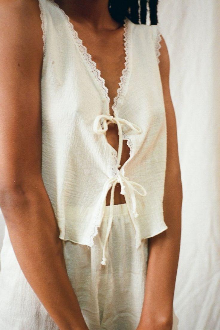 LISA SAYS GAH | Pajama Set - Cream