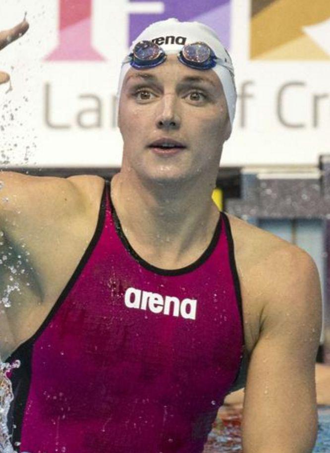 Katinka Hosszu, swimmer, Hungary