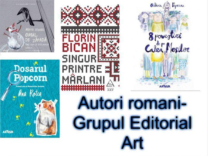 autori romani Art