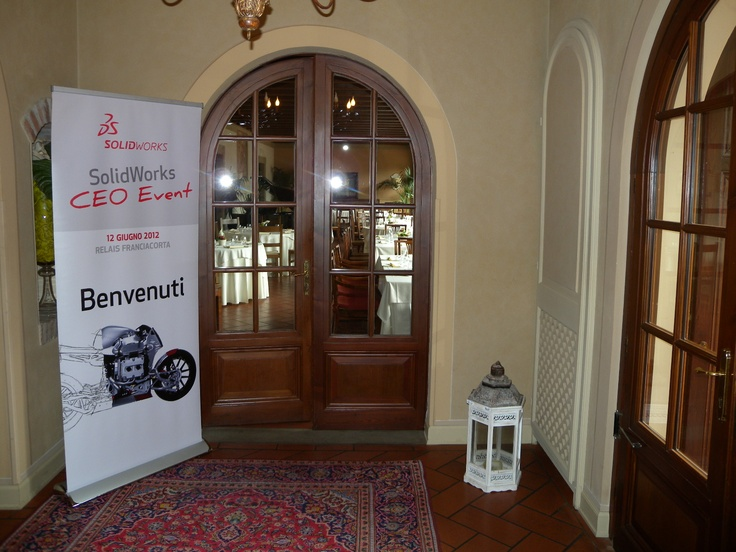 Welcome to the #Solidworks #CeoEvent