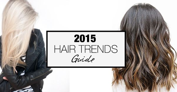 hair-color-trends-2015. New hair trends for blonde, grey, brunette, and black hair.  Hair ideas (probably red)