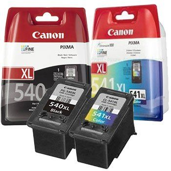 New sealed Canon High Capacity Black & Colour Printer Ink Cartridge for Canon Pixma MX515 PG540XL CL541XL MG2150 MG3150 MG4150 MX375 MX435 - This product is designed for the Canon Pixma MG4150 Printer and is covered by our 100% 'No Quibble' Guarantee. The price also includes First Class Delivery. Please note that this product is also designed to work in other CANON printers – please check our website for full... - http://ink-cartridges-ireland.com/new-sealed