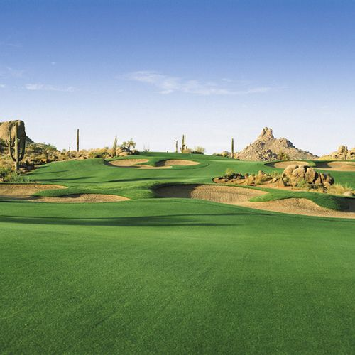 Troon North - Pinnacle Golf Course - These Golf Courses are part of the Sonoran Suites Golf Packages & Courses in Scottsdale/Phoenix, Arizona that are available to you, your family, friends or corporate groups. Sonoran Suites offers premier vacation condo