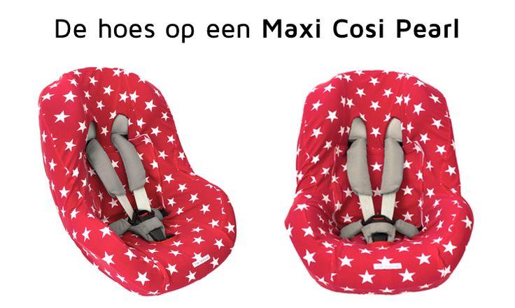 De autostoel hoes van Stoel Sprookjes, gefotografeerd op een Maxi Cosi Pearl. Gemaakt van 95% katoen en 5% elasthan met gifvrij keurmerk. Met klittenband sluiting. De hoofdsteun zit ONDER de hoes. Trefwoorden: carseat cover, maxicosi hoes, toddler car seat, autostoelhoes, stoelhoes groep 1, 9-18 kilo, 9-18kg, Maxi Cosi, Bebe confort, peuter stoelhoes, autostoel peuter, roze, pink, rose, sterren, stars, ster, star