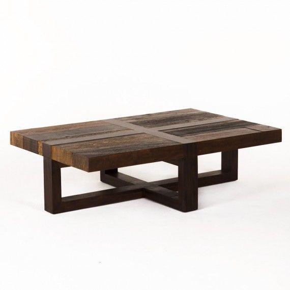 Live Edge Coffee Table Amazon: Truman Coffee Table