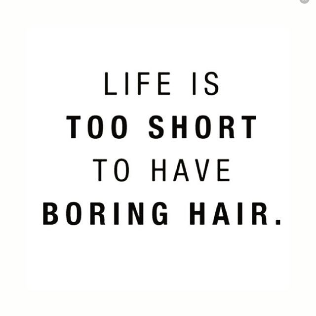 You Still Have Time To Stop By Your Local Baby Doll And Update Your Look Hair Inspiration Quotes Hair Quotes Hair Captions