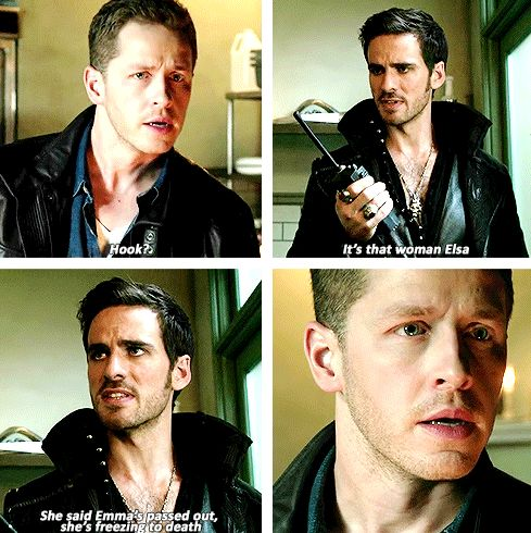 #CaptainCharming #4x02 #WhiteOut