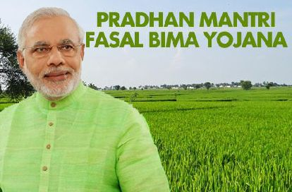 Pradhanmantri Fasal Bima Yojana (PMFBY) has been quite successful amongst farmers and there are indications of its expansion. Under this expansion, the insurance money for Kharif crops will be 70 percent more as compared to last year by increasing it to 1.18 lakh crore.