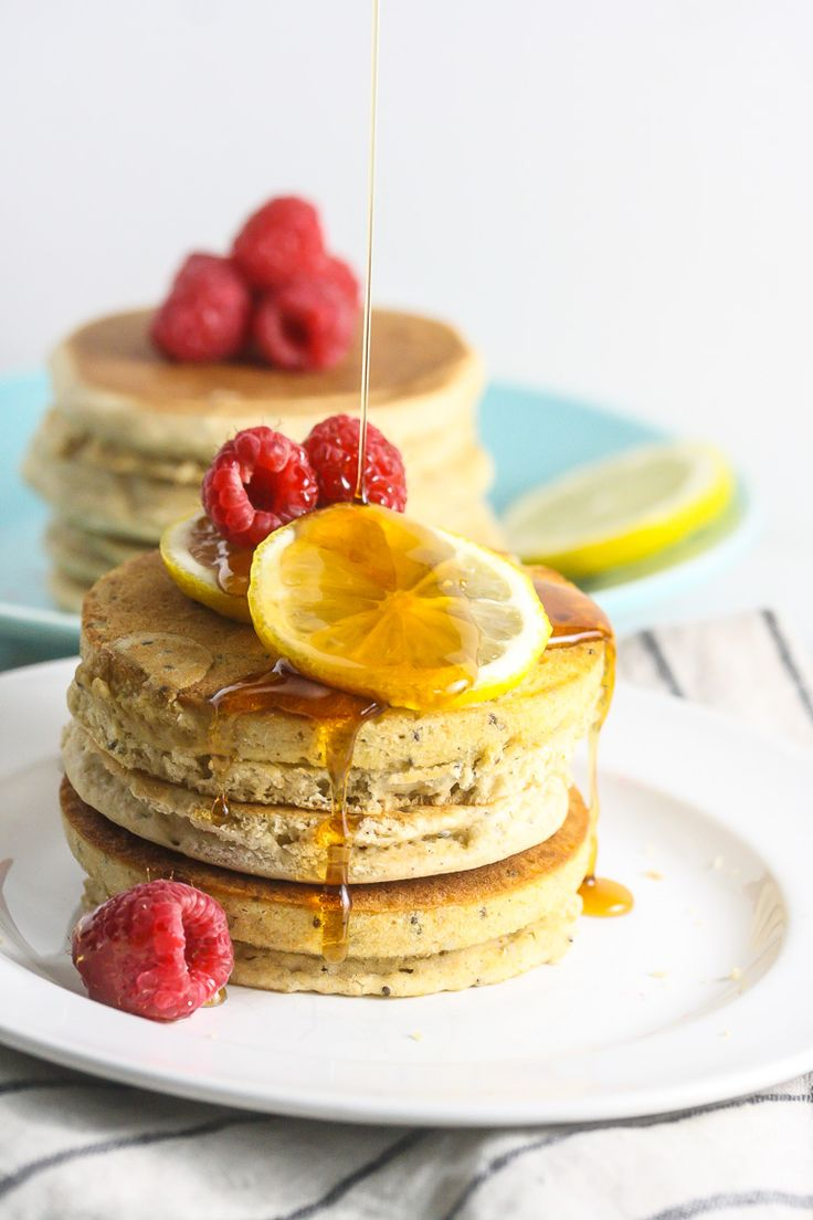 ... Outrageously Delicious, These Whole Grain, Plant Based Pancakes Will Be  The Perfect Addition To Your Breakfast Table. These Are Simple Enough To  Make On ...