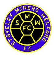 STAVELEY MINERS WELFARE FC   -  STAVELEY  derbyshire