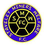 STAVELEY MINERS WELFARE FC   -  STAVELEY  derbyshire