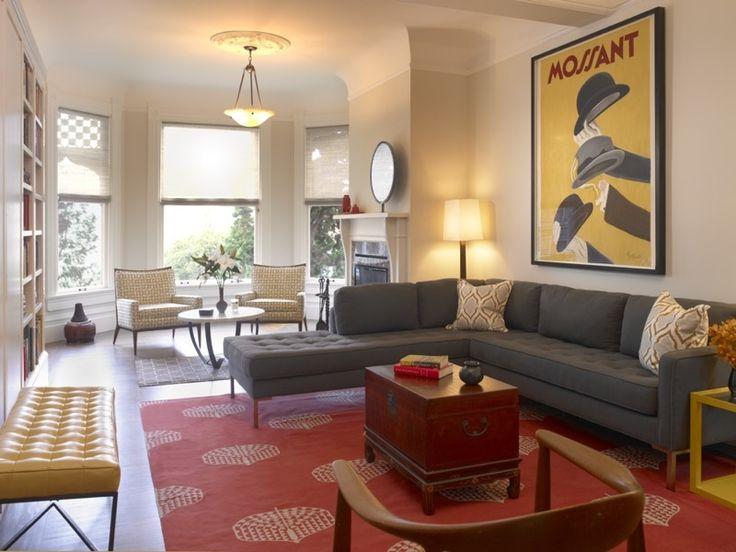 #ReplacementWindowsMilwaukee Living Room Remodel