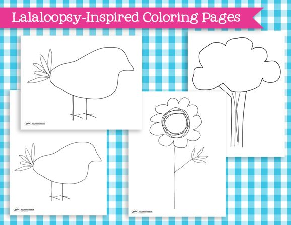 Lalaloopsy party free coloring pages great stuff to print for Free printable lalaloopsy coloring pages