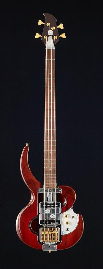 Norton Guitars | Pyton Bass Guitars
