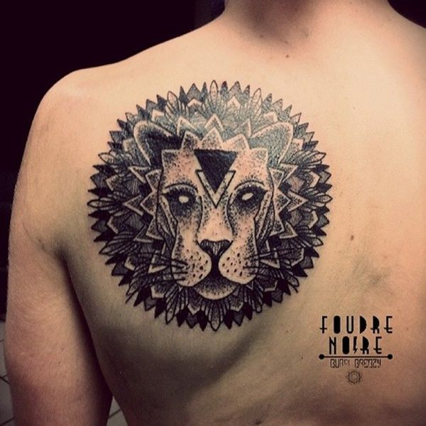 Mehndi Lion Tattoo : Best images about tattoos on pinterest lion tattoo