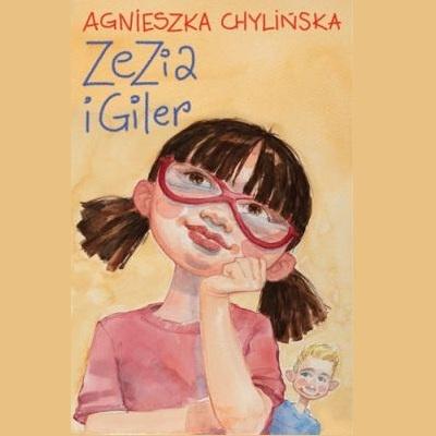 """Agnieszka Chylińska napisała… książkę dla dzieci! Tego nie spodziewał się chyba nikt :) """"Zezia i Giler"""" właśnie trafili do Empiku!"""