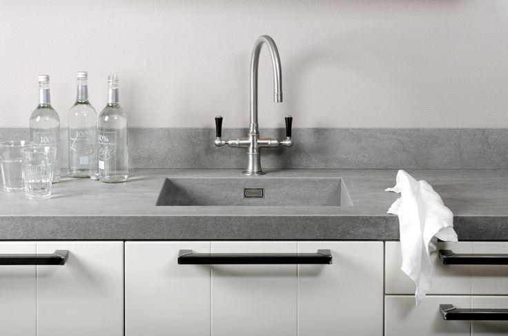 Kemie Ceramistone Concretto - Product in beeld - Startpagina voor keuken ideeën   UW-keuken.nl