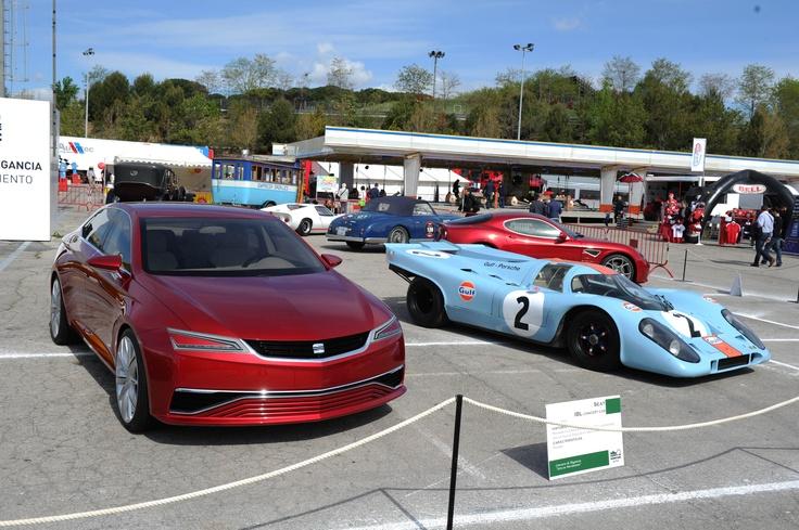 Concept Car SEAT IBL