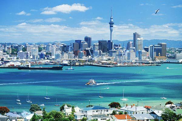 Le migliori città in cui lavorare: Auckland