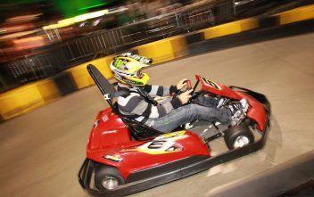 Indoor Go Kart Locations Around the USA