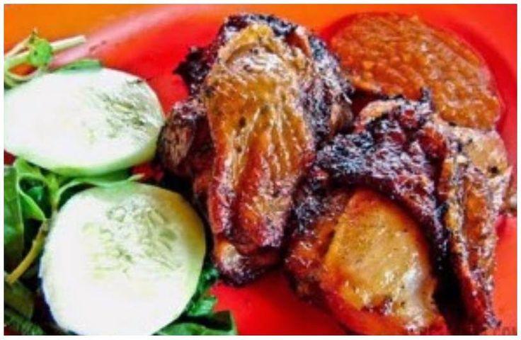 Resep Ayam Goreng Bacem
