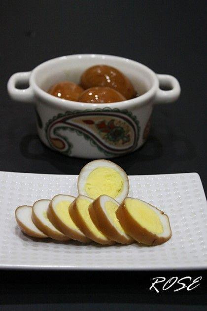 달걀간장조림,계란조림만드는법 쫀득 쫄깃한 식감의 달걀조림 만드는법입니다. 조려진 달걀 흰자의 표면이 ...