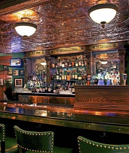 Quinn's Steakhouse & Irish Bar  96 Richmond St. West, Toronto