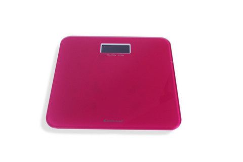 Bathroom Scale - Red