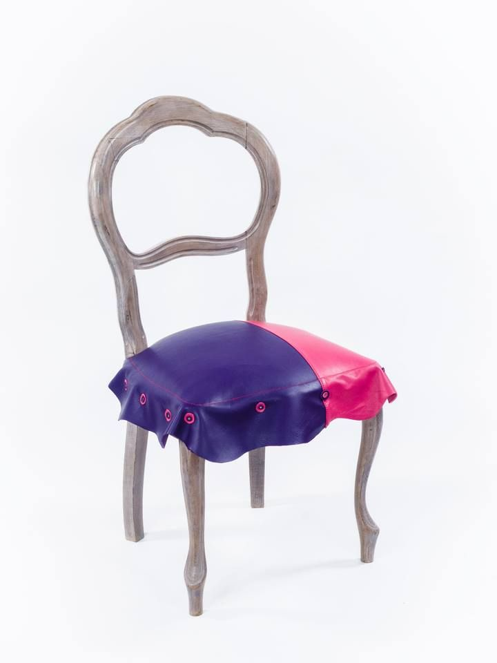 alessandro ciafardini - officinamove - restyling old forniture - restyling chairs - hand made