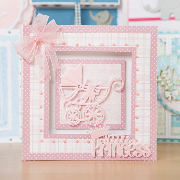 Tonic Rococo Baby Die Bundle - Magazine Issue 19 (368406) | Create and Craft