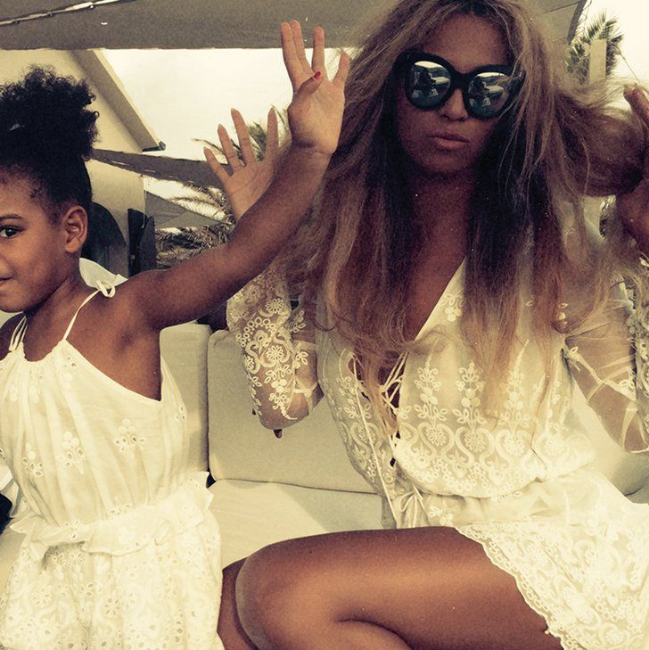 Pin for Later: Beyoncé Concludes Her Extended Family Getaway With More Splendid Snaps