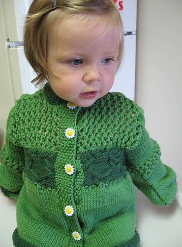 girly girl cardigan by elena nodelclose at ravelry knitted baby
