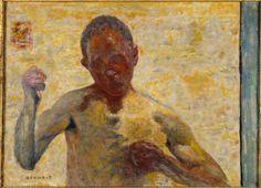 Pierre Bonnard - Le Boxeur - 1931